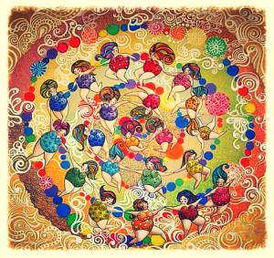 R. Kioko Ferreti - Ciranda Espiral